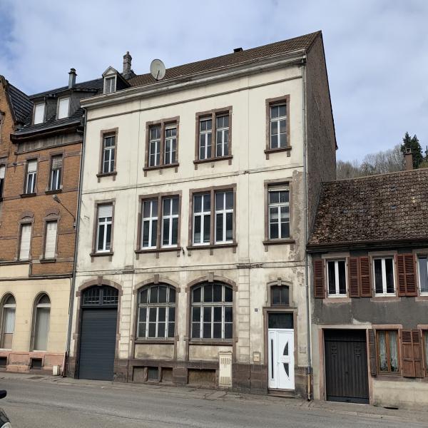 Offres de vente Maison Sainte-Marie-aux-Mines 68160
